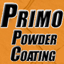 Primo Powder Coating advertisment