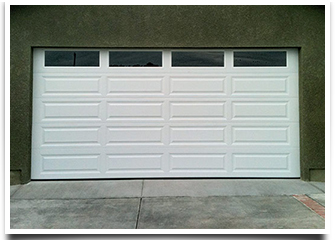 UNIQUE GARAGE DOOR SHORT RAISED PANEL MODEL SERIES