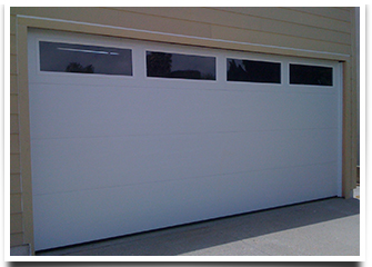 hildebrandt flush series garage door