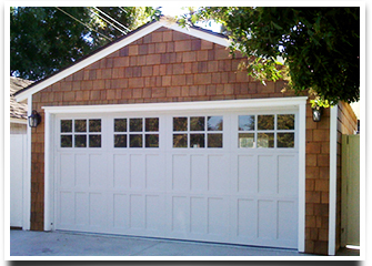 sunwood carriage house garage door