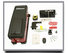 LiftMaster 3800 DC Motor Residential Jackshaft Garage Door Opener