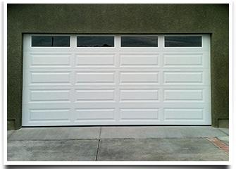 Unique Garage Door Short Raised Panel Model Series